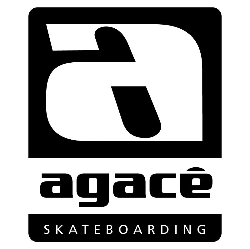 Agace Skateboarding 39507 vector