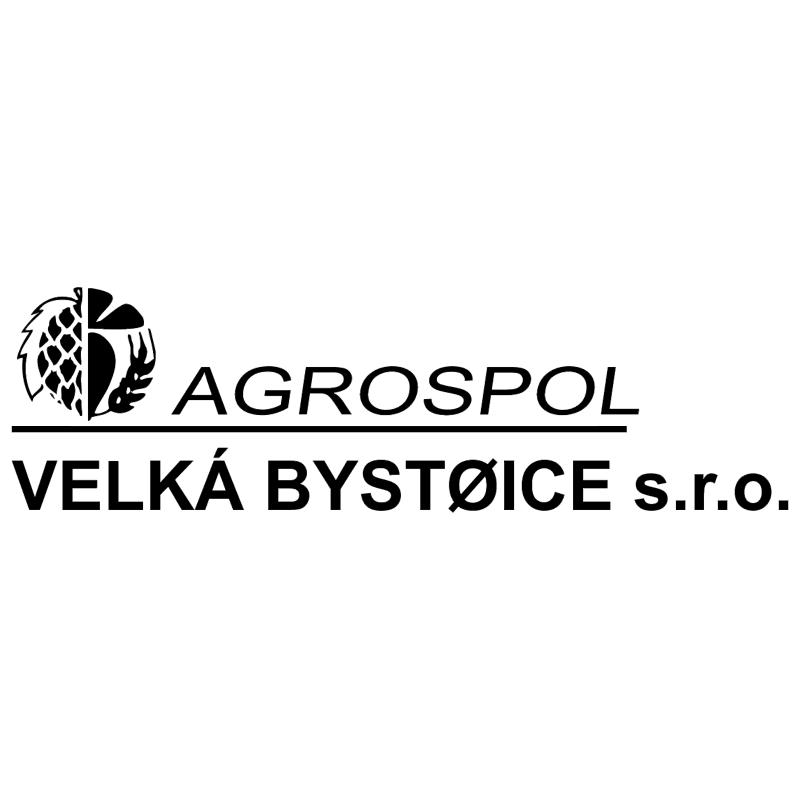 Agrospol Velka Bystoice 28418 vector