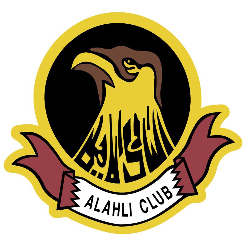 Al Ahli 7722 vector