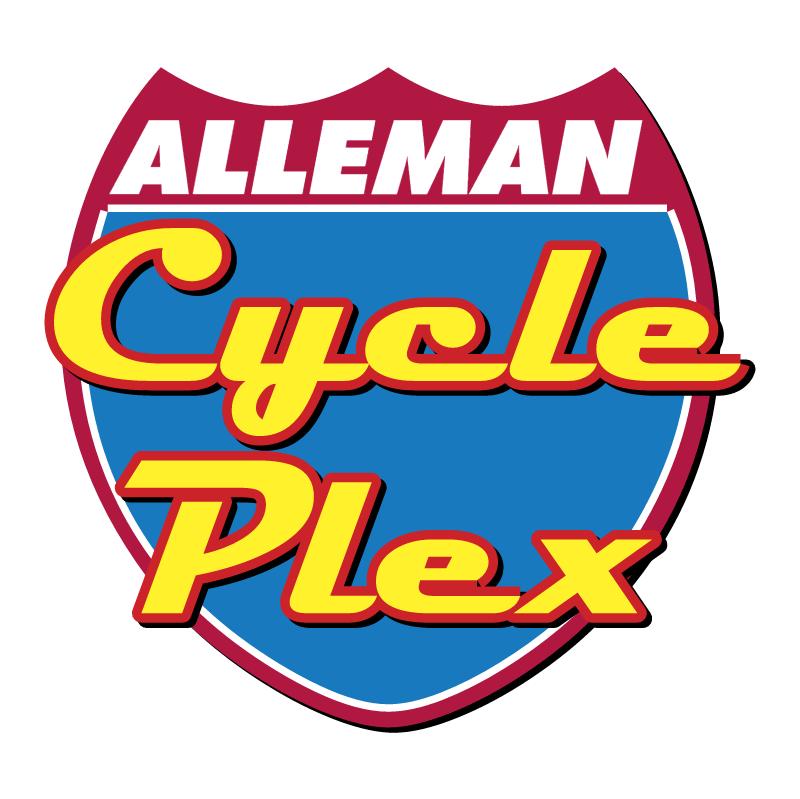 Alleman Cycle Plex 71822 vector
