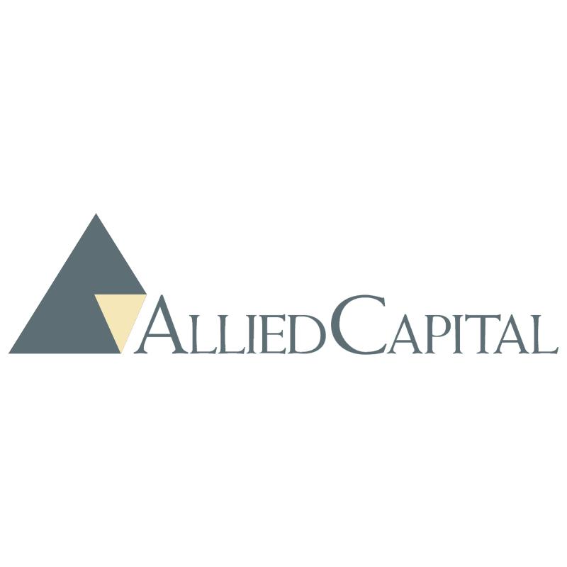 Allied Capital vector