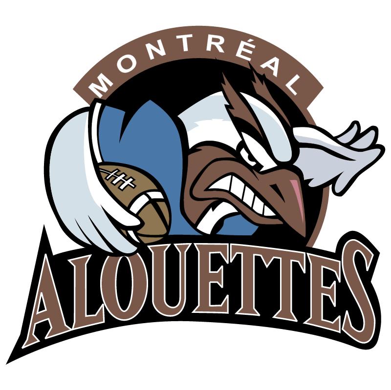 Alouettes de Montreal vector