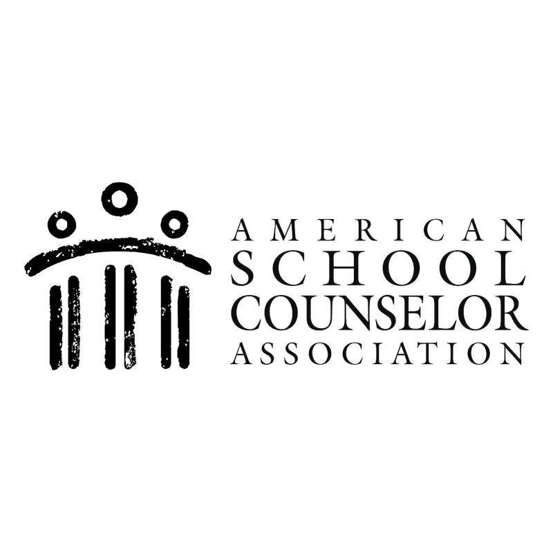 American School Counselor Association vector