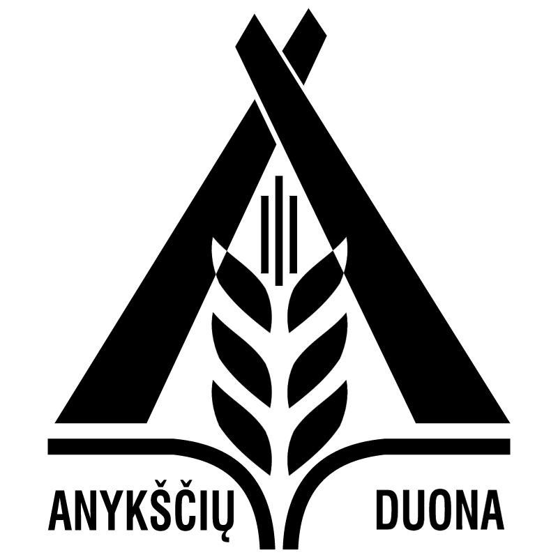 Anyksciu Duona 5155 vector