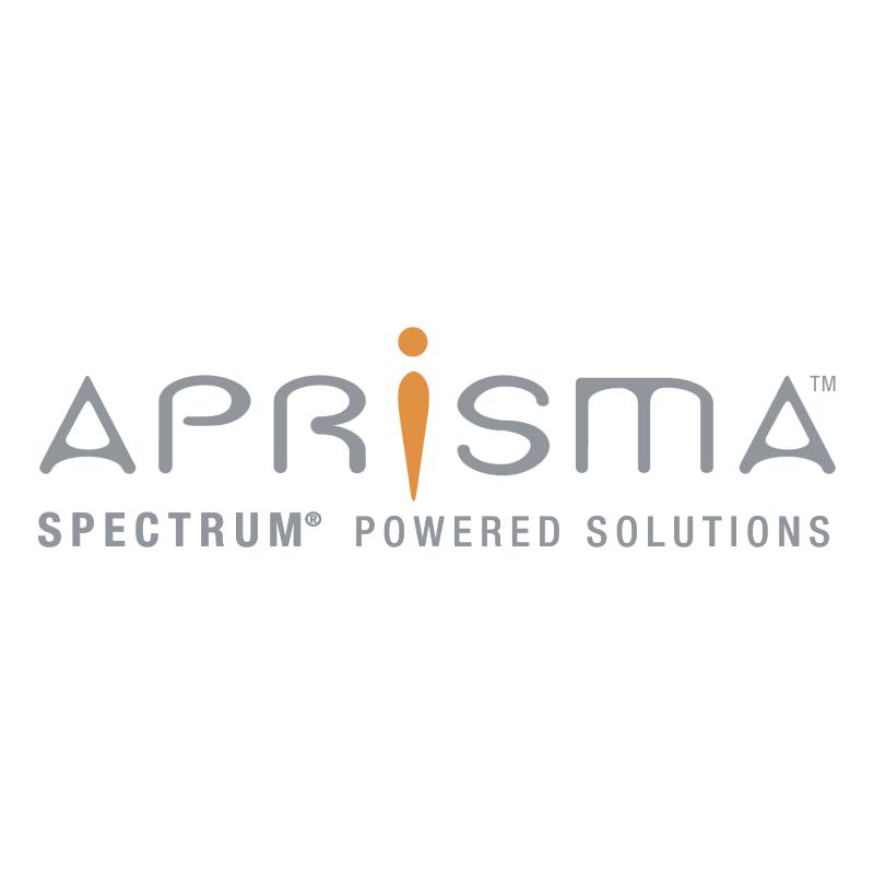 Aprisma 43348 vector logo