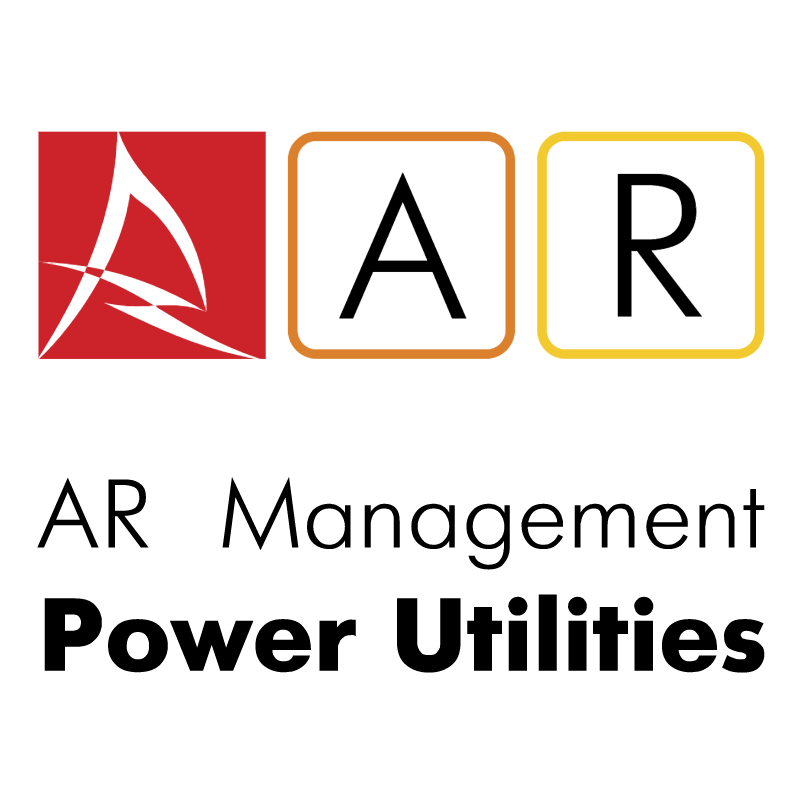 AR Management vector