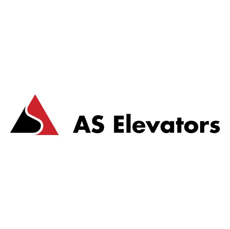 AS Elevators vector