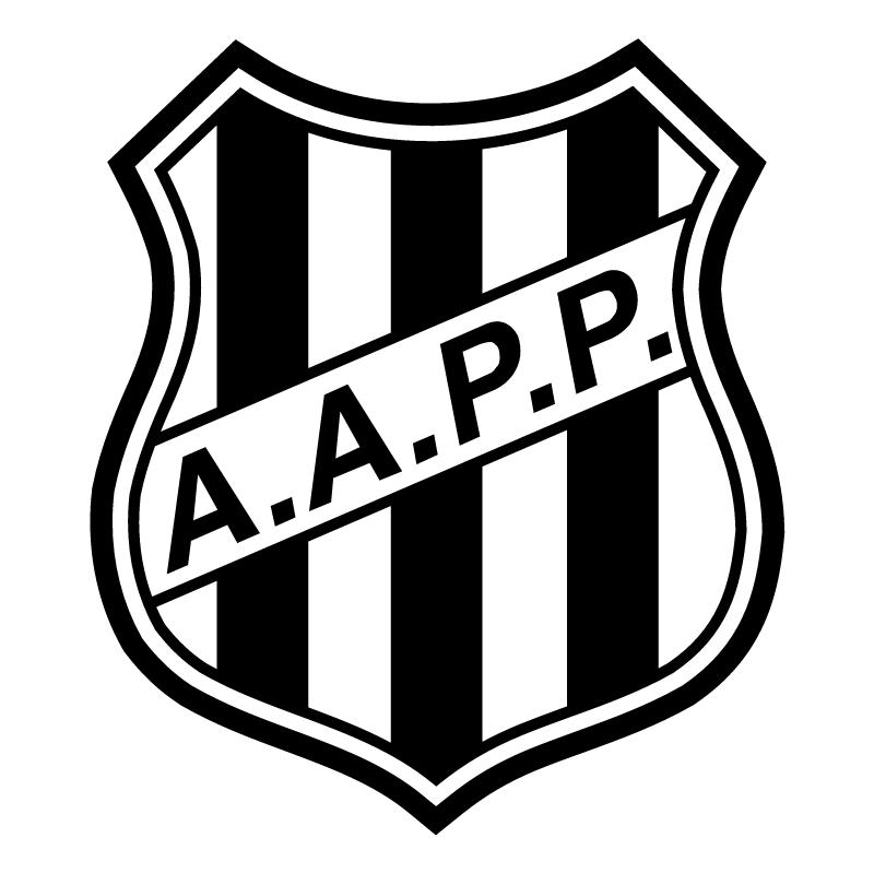 Associacao Atletica Ponte Preta de Campinas SP vector