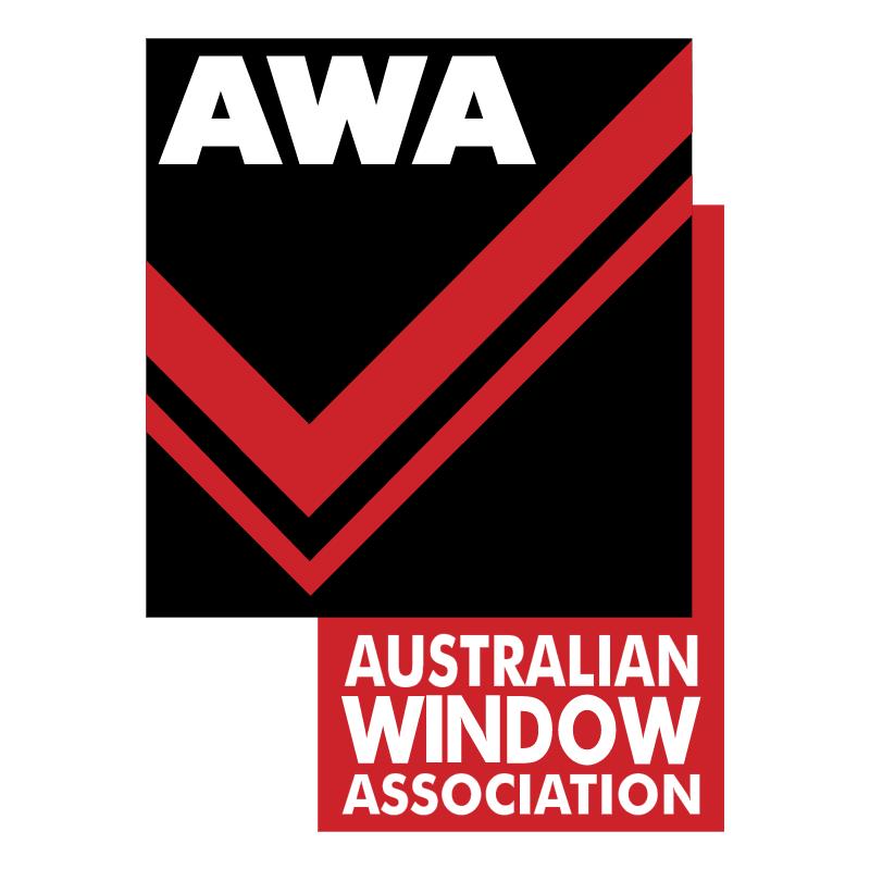 Australin Window Association 85181 vector