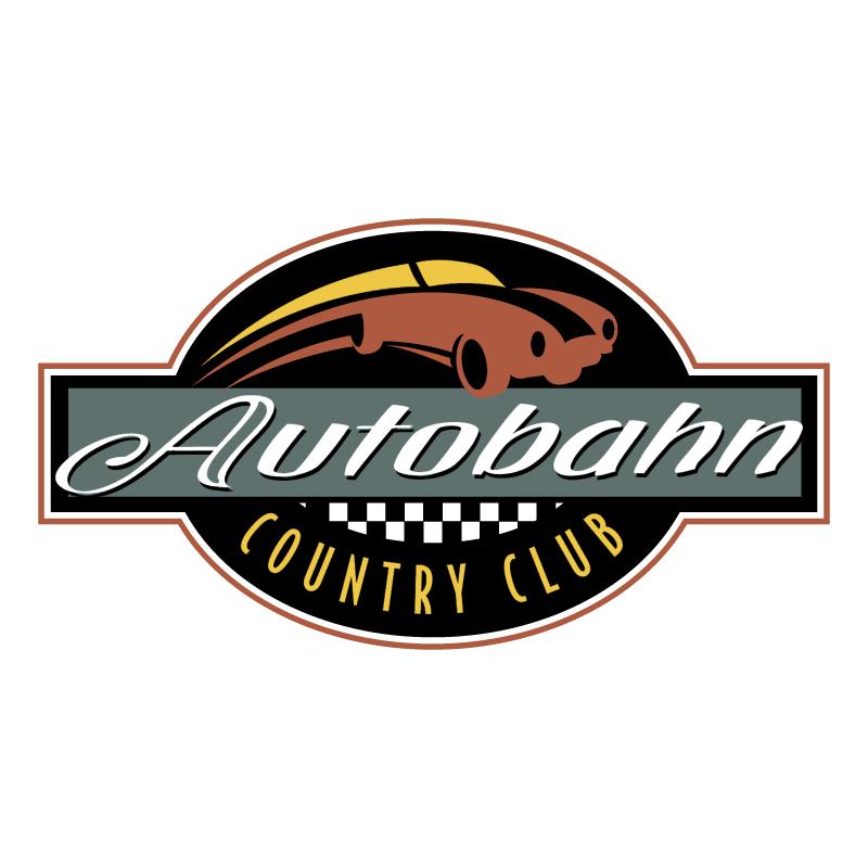 Autobahn Country Club vector