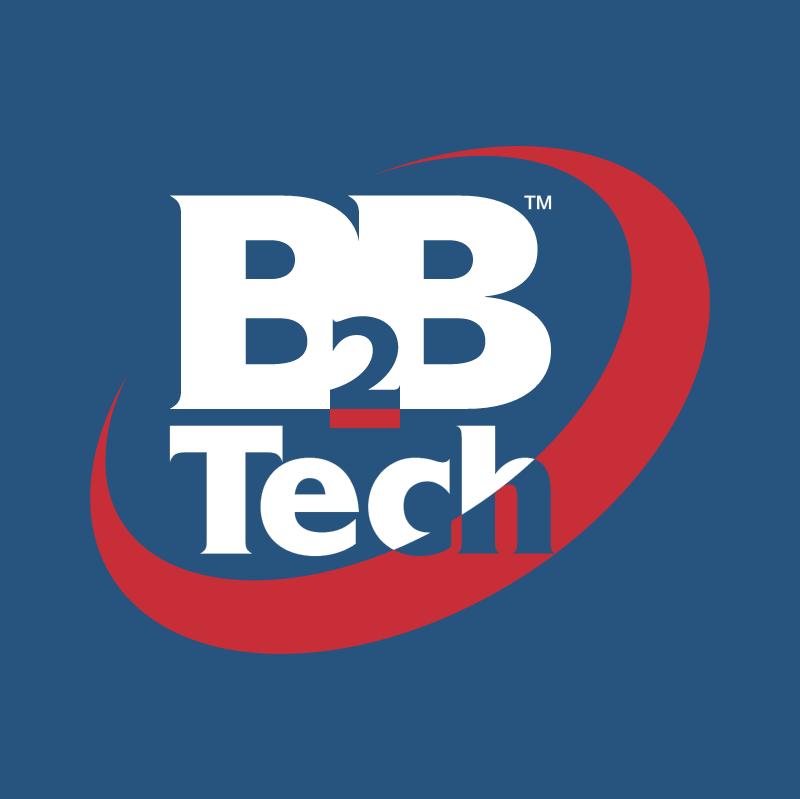 B2B Tech vector