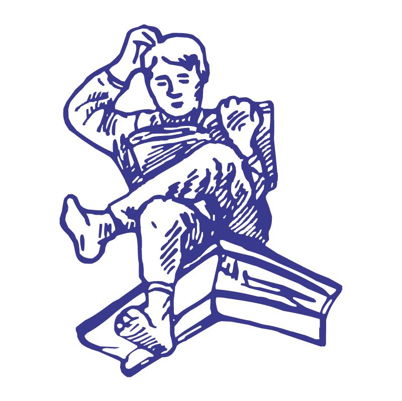 Bookreader vector