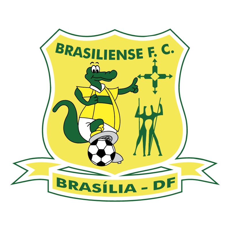 Brasiliense Futebol Clube DF 76923 vector