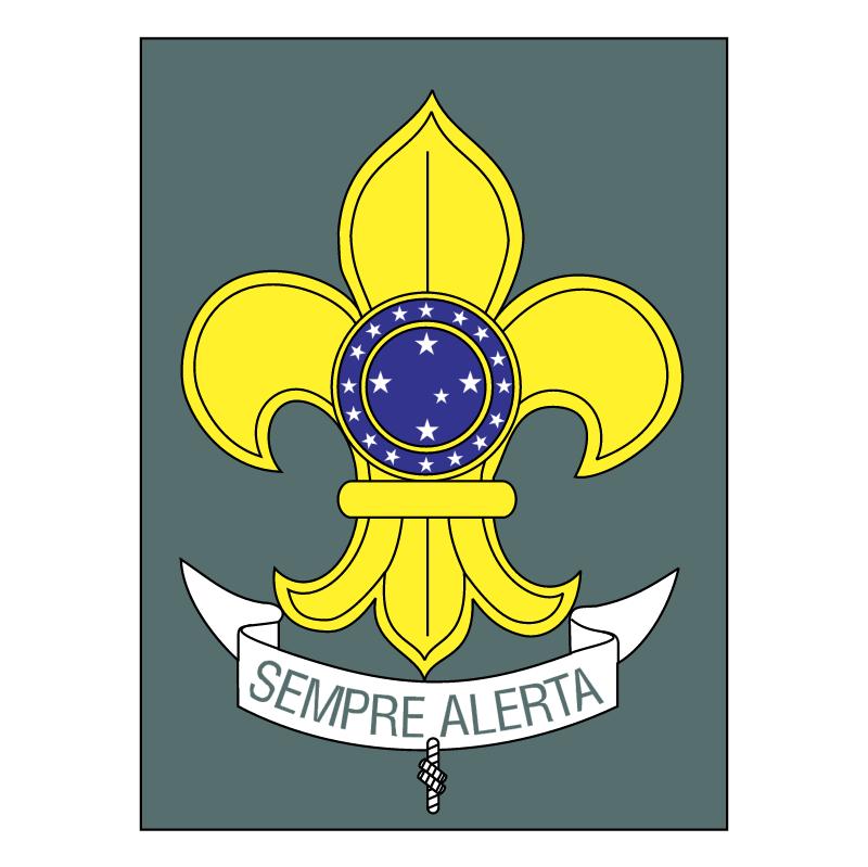 Brazilian Scouts Union vector