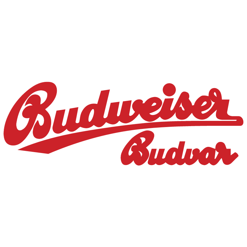 Budweiser Budvar vector