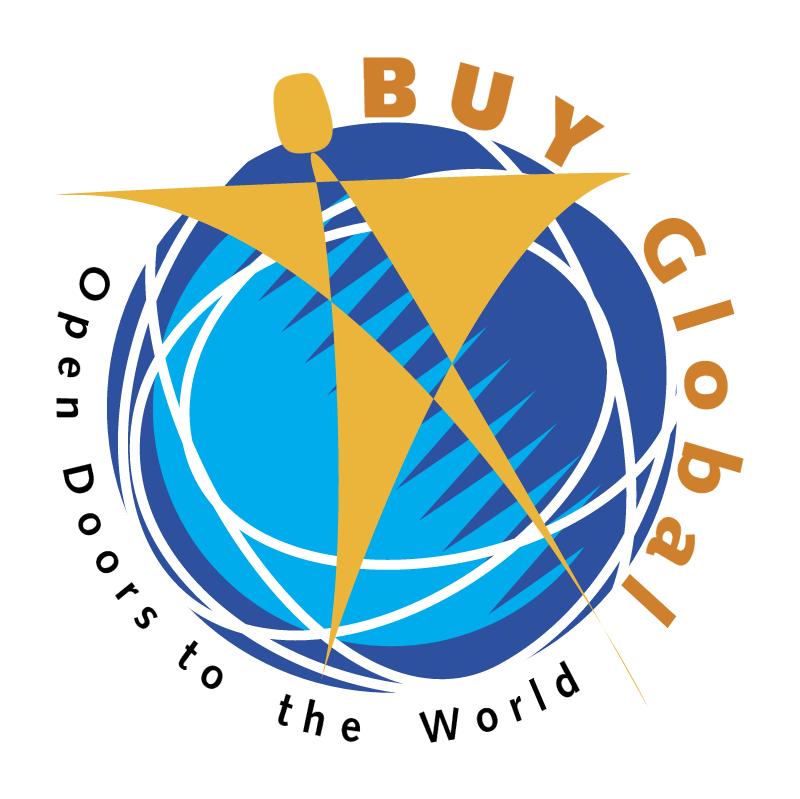 Buy Global vector logo