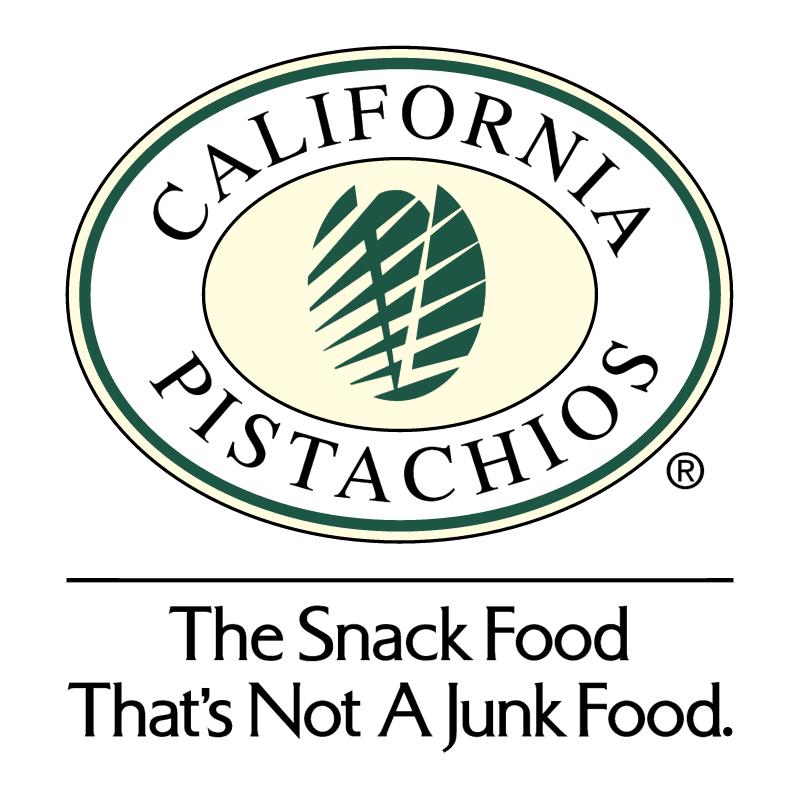 California Pistachios vector