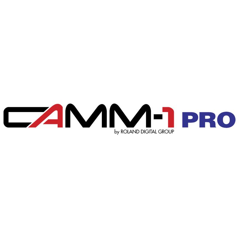 Camm 1 Pro vector logo