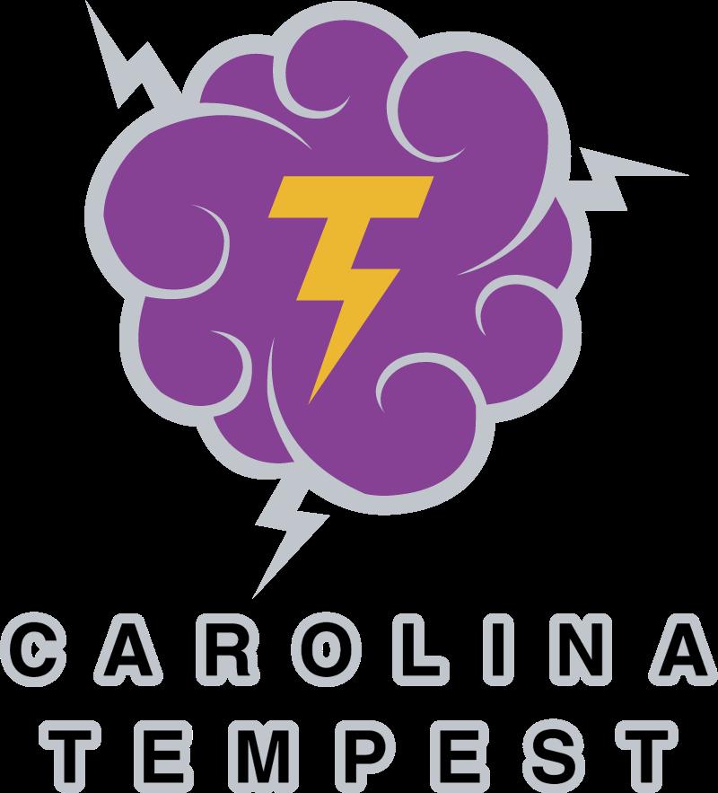 Carolina Tempest vector