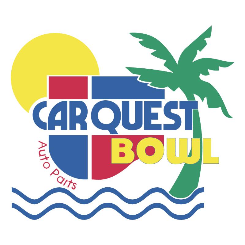 Carquest Bowl vector