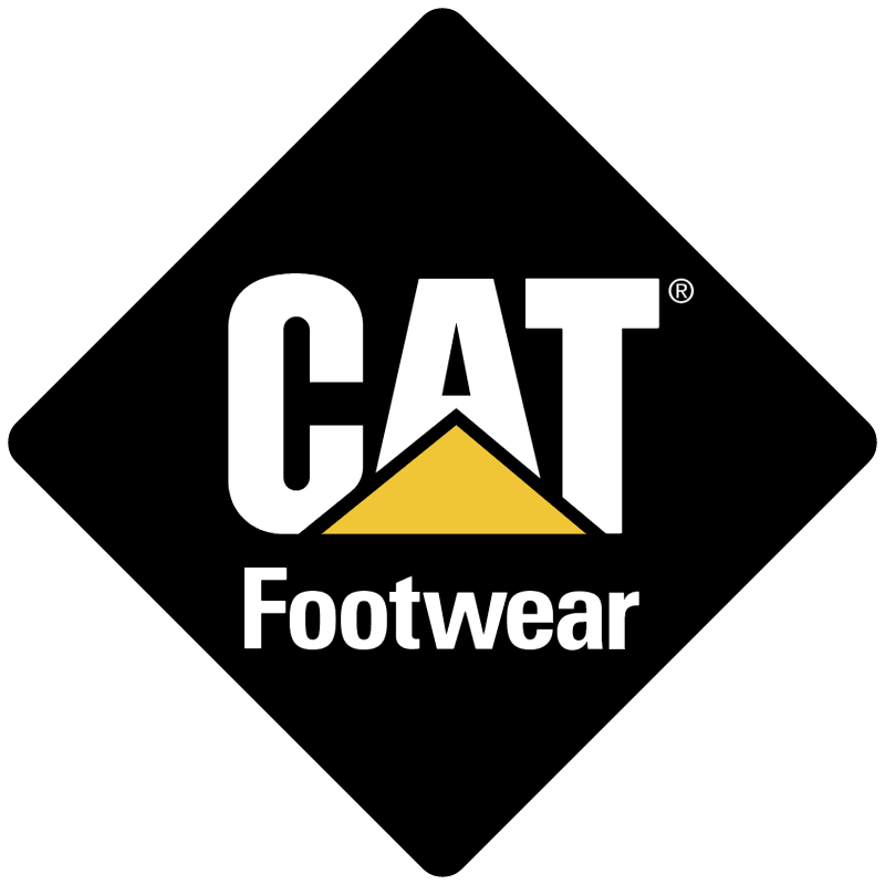 Cat Footwear logo vector