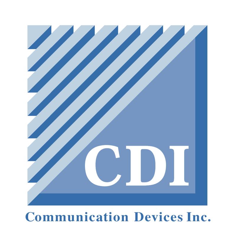 CDI vector logo