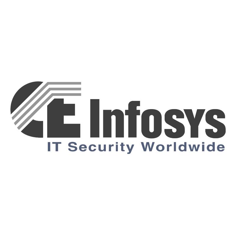 CE Infosys vector