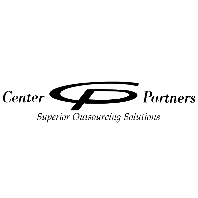 Center Partners vector