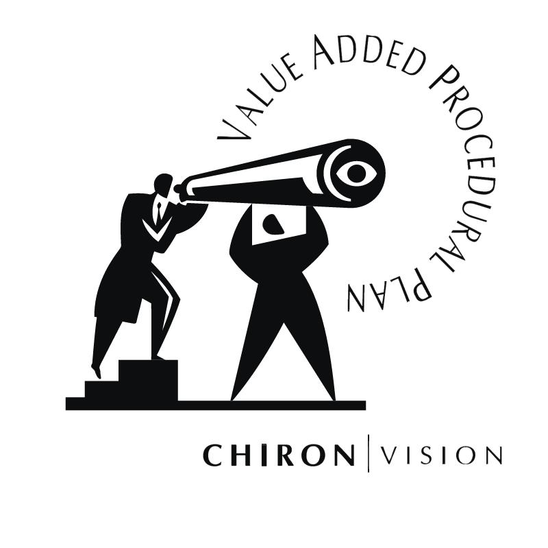 Chiron Vision vector logo
