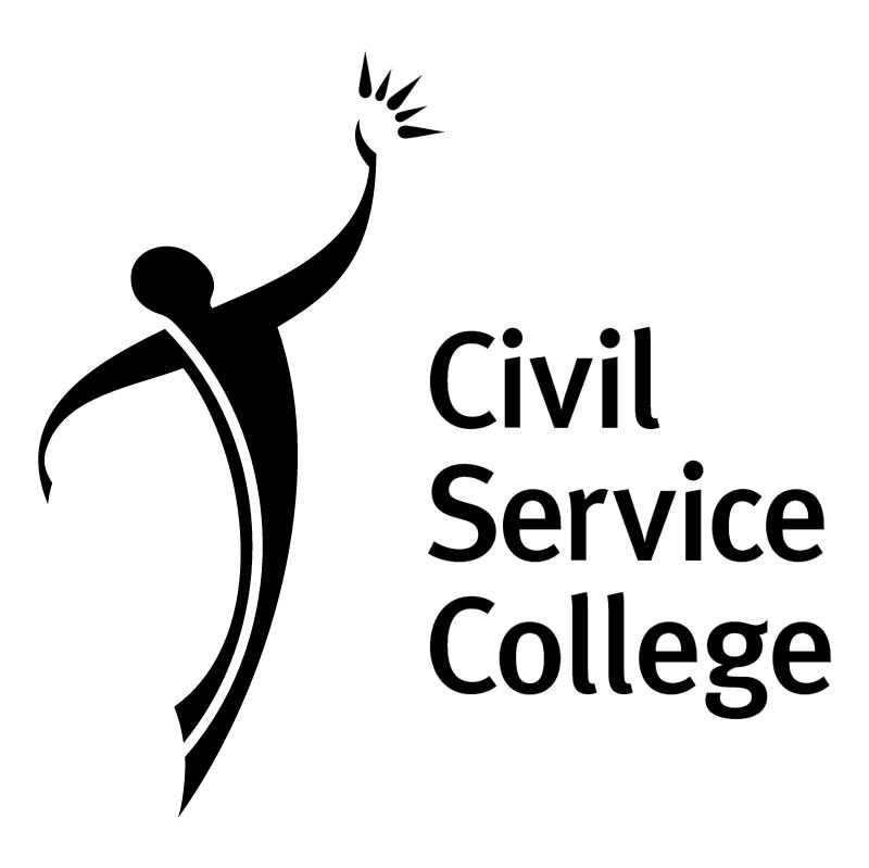Civil Service College vector
