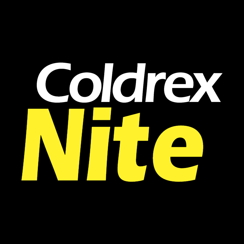 Coldrex Night 1241 vector