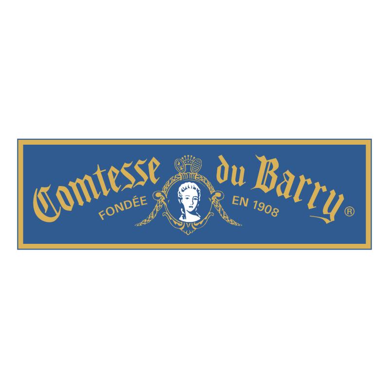 Comtesse Du Barry vector logo