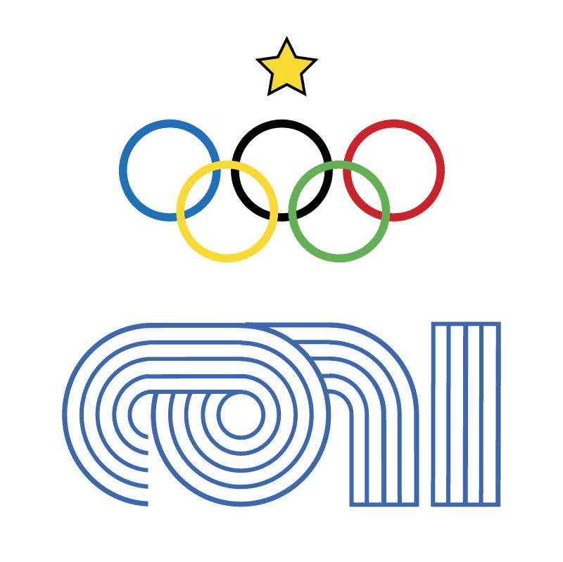 CONI vector logo