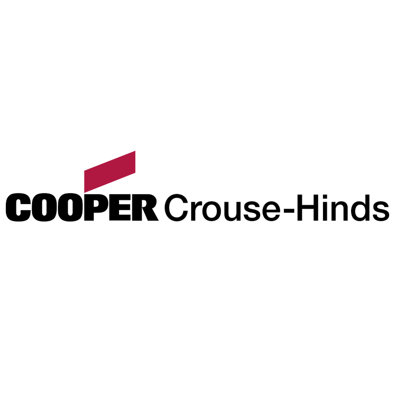Cooper Crouse Hinds vector