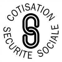 Cotisation Securite Sociale vector