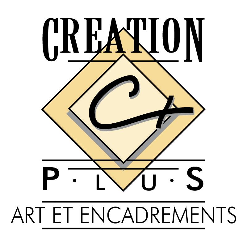 Creation Plus vector logo