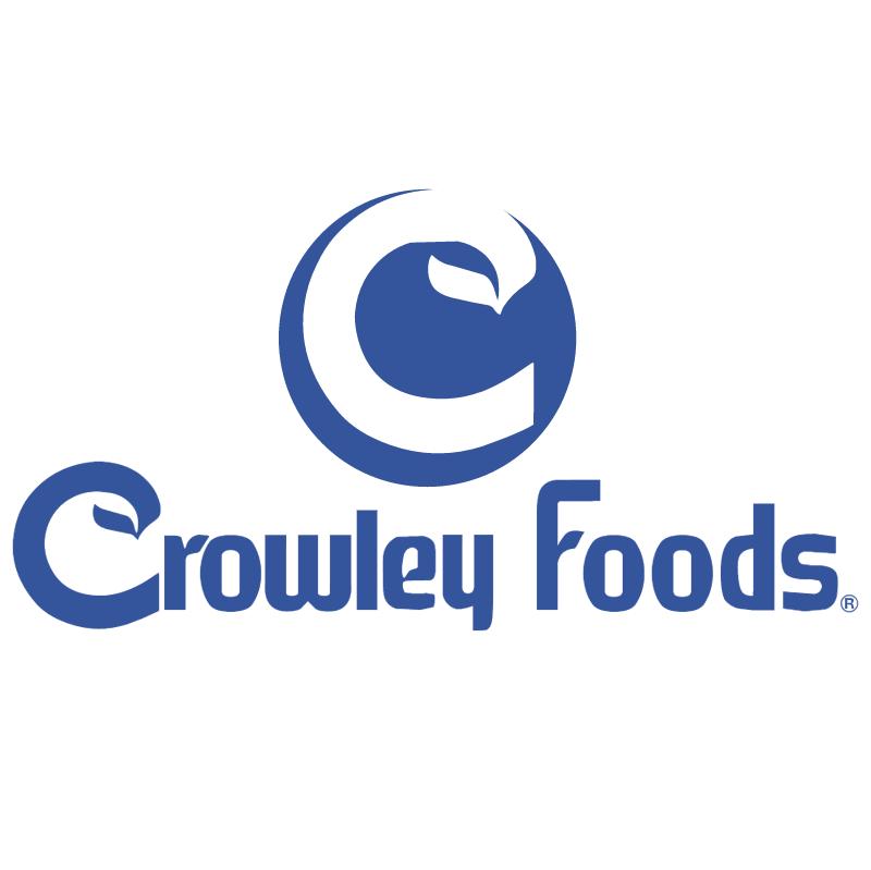 Crowley Foods vector logo