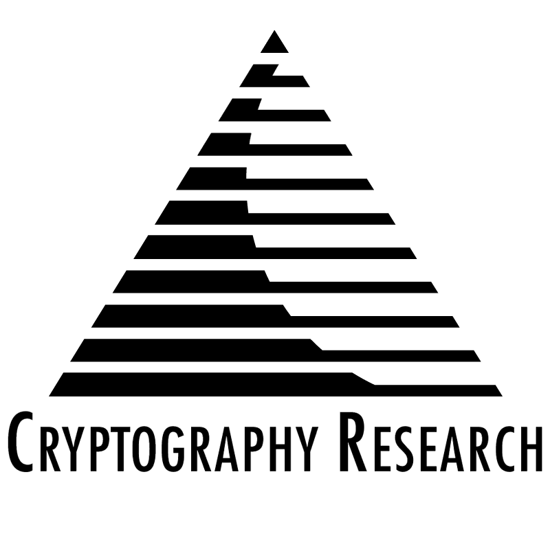 Cryptography Research vector