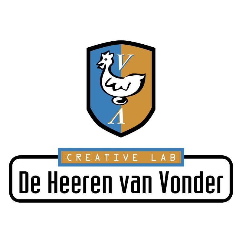 De Heeren van Vonder Creative Lab vector