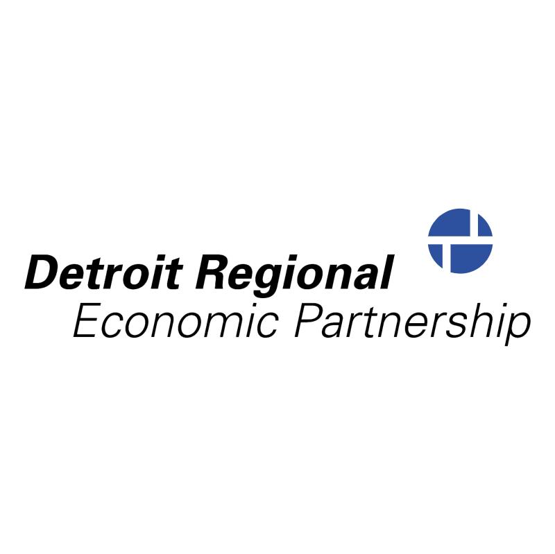 Detroit Regional vector