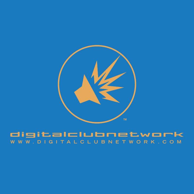 Digital Club Network vector