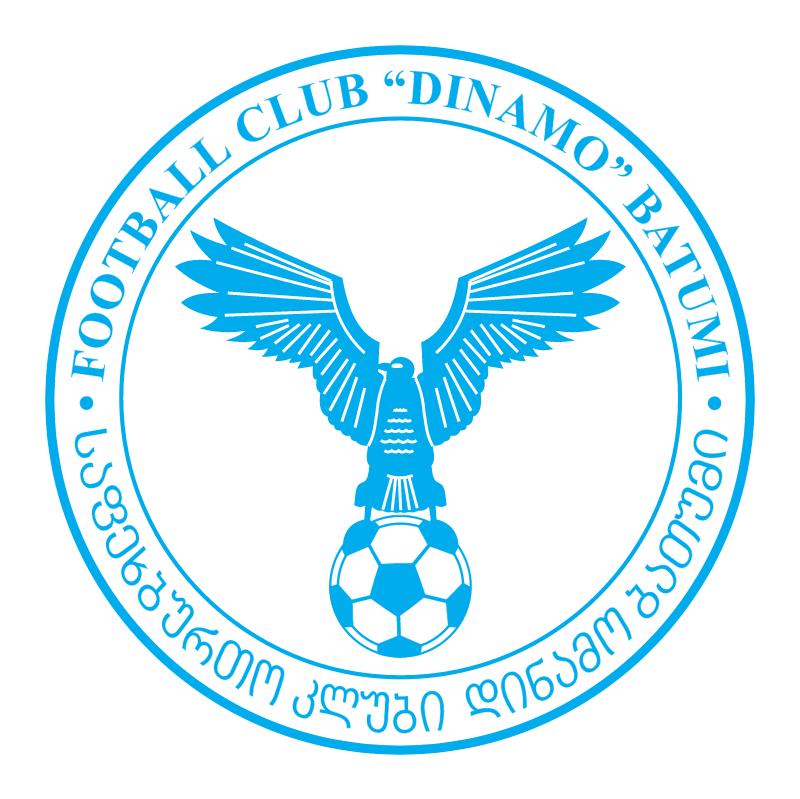 Dinamo Batumi vector logo