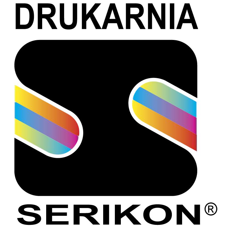 Drukarnia Serikon vector