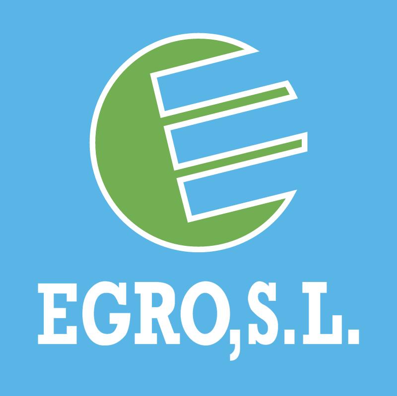Egro vector logo