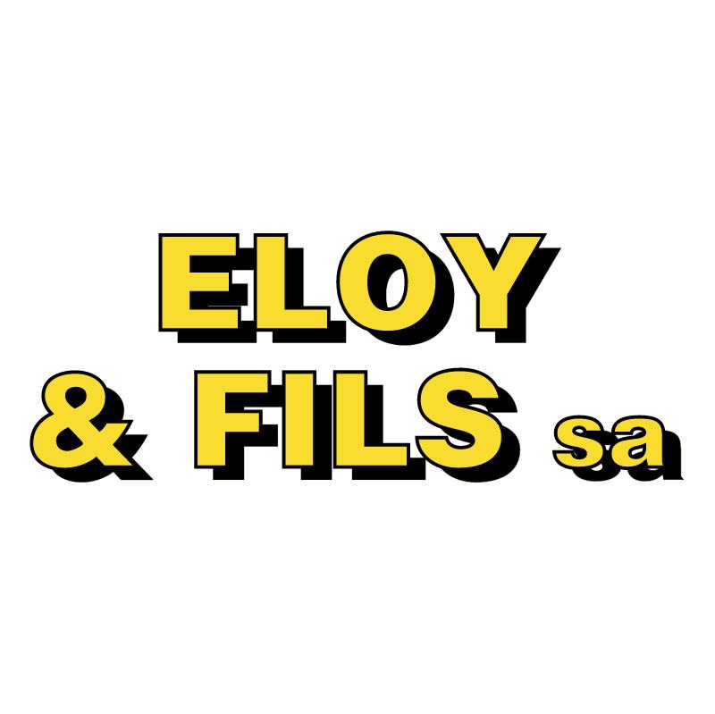 Eloy & Fils vector