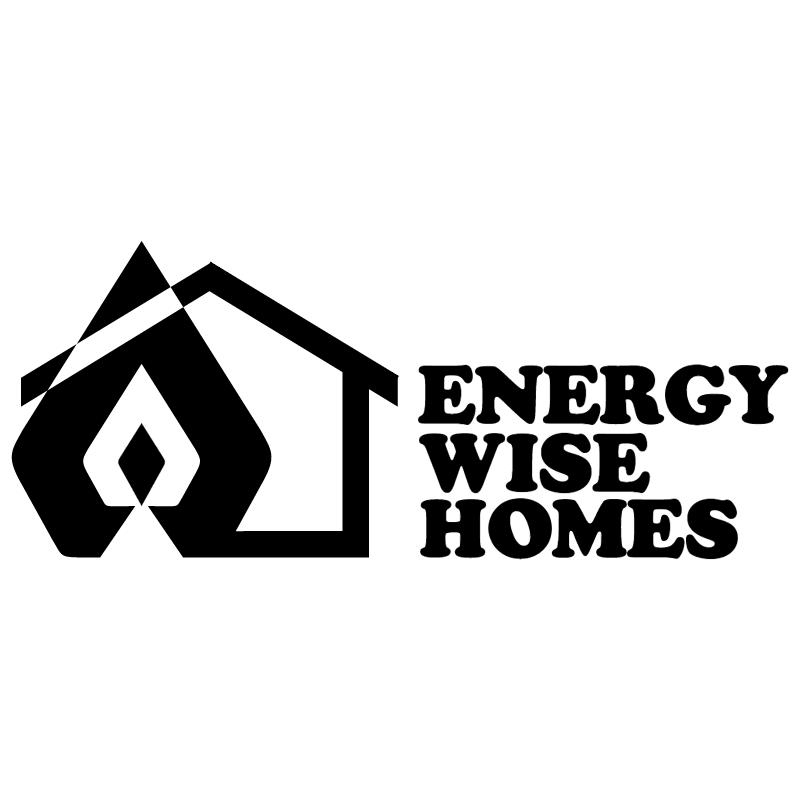 Energy Wise Homes vector logo
