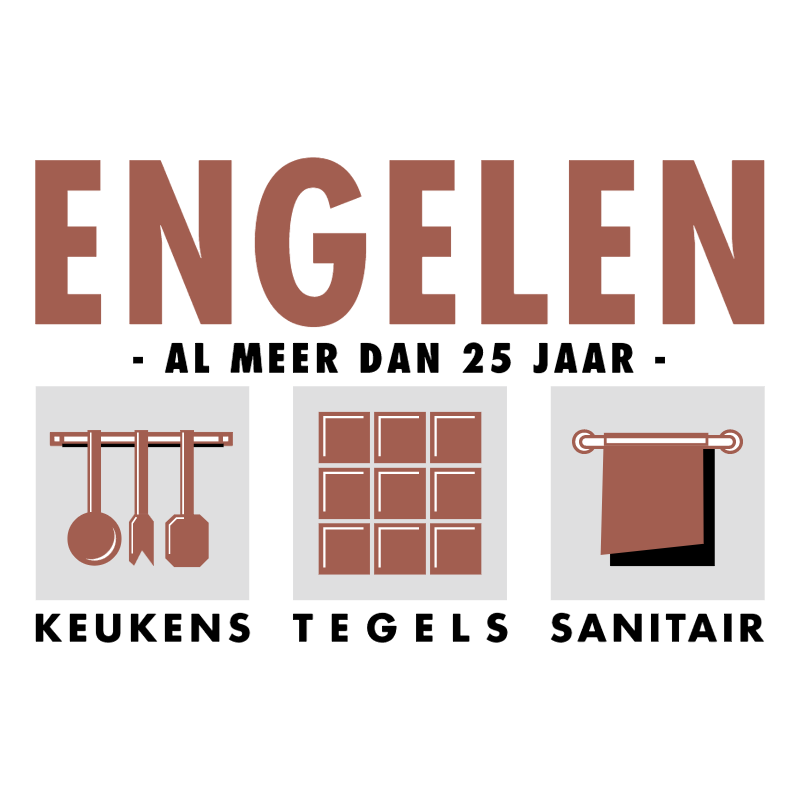 Engelen Keukens Tegels Sanitair vector