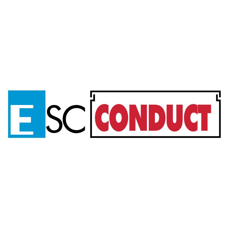 Esc Conduct vector