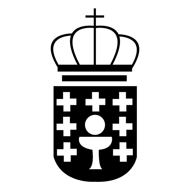 Escudio Galicia vector