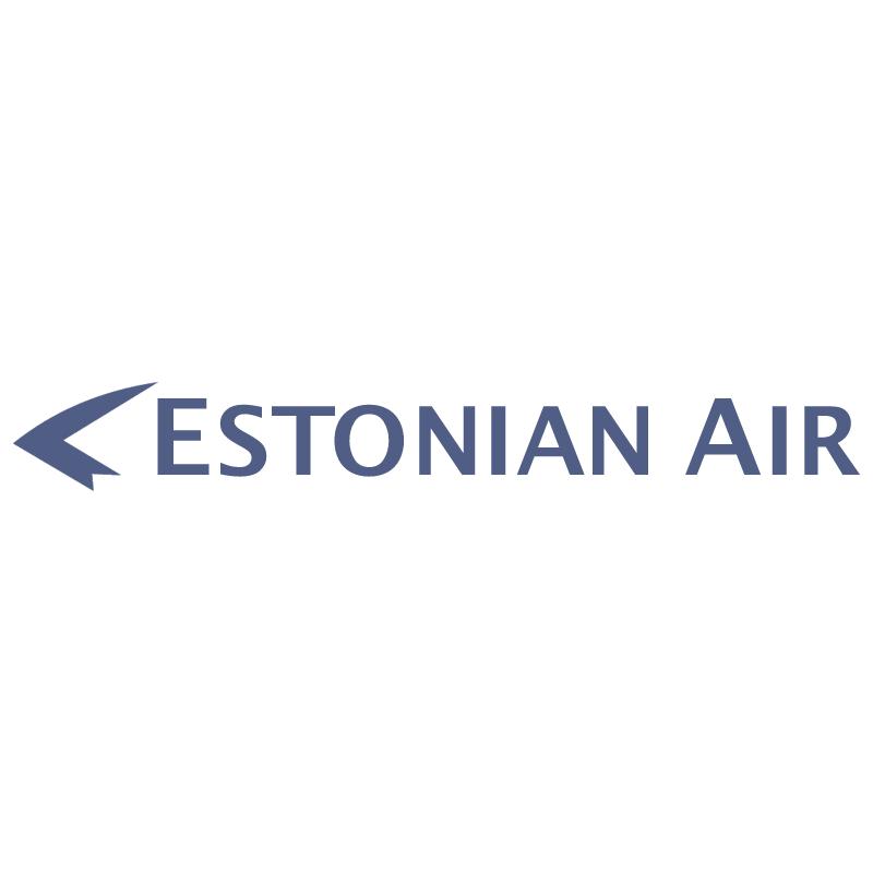 Estonian Air vector